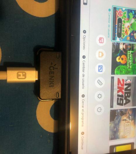Genki Bluetooth Adapter