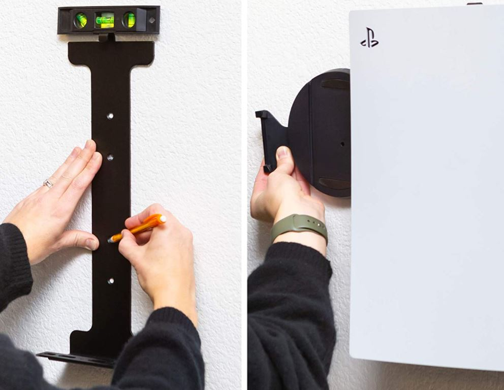 HIDEit PS5 Wall Mount Pro Bundle