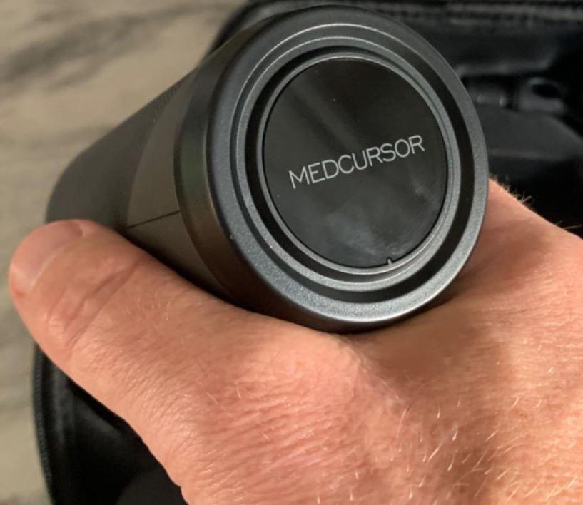 Medcursor Handheld Massage Gun