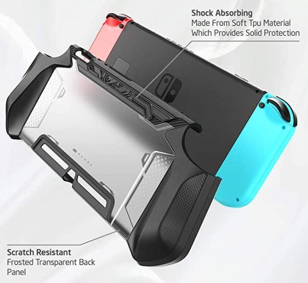 Mumba Blade Series Nintendo Switch Case