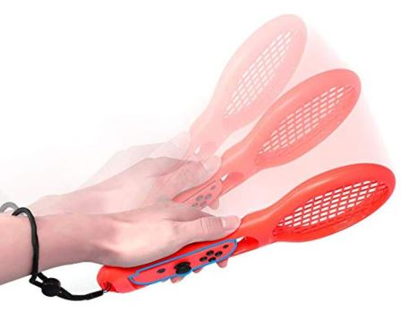 YOLO Tennis Racket