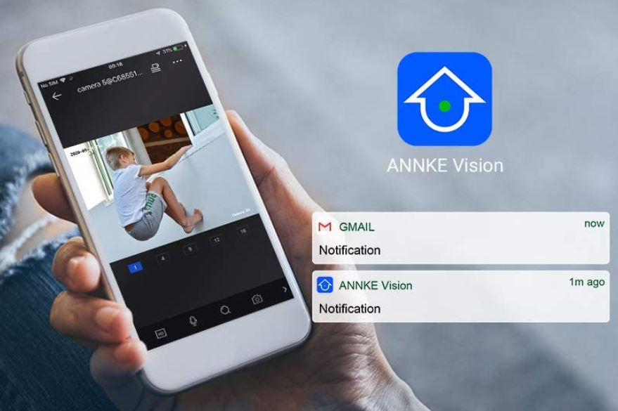 annke vision app
