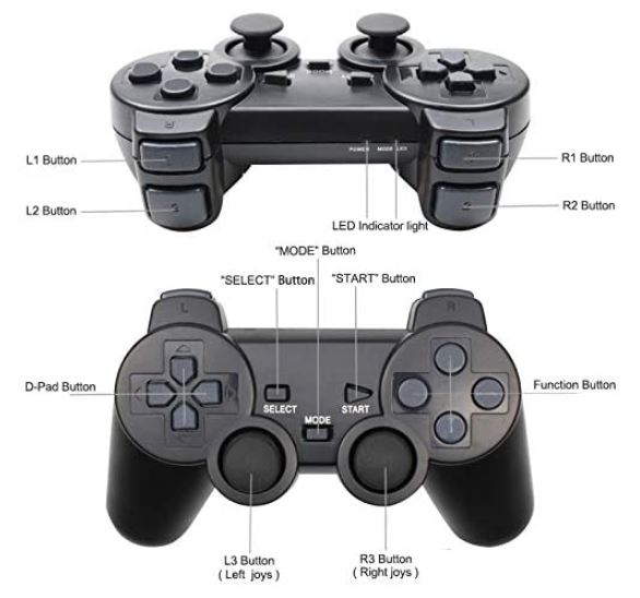 wireless-ps2-controller