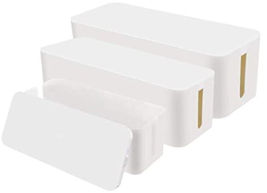 Chouky Cable Organizer Box Set