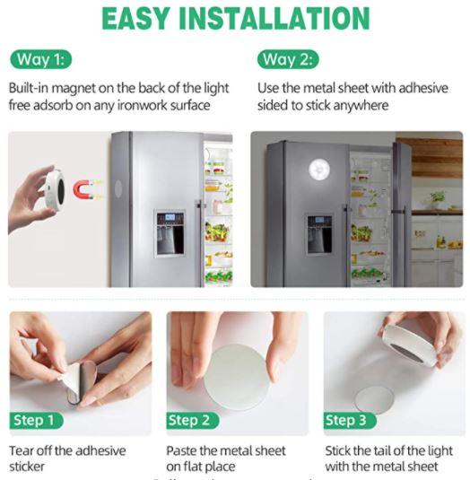 Lightbiz LED Puck Lights