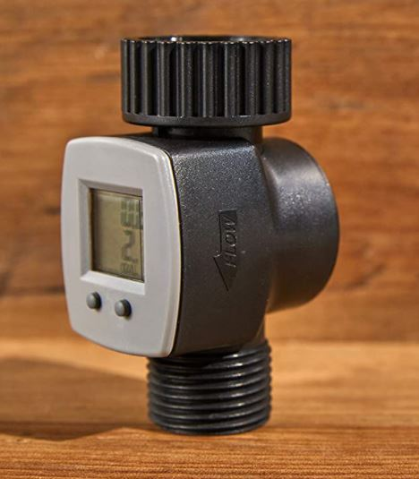 Orbit Hose End Water Flow Meter