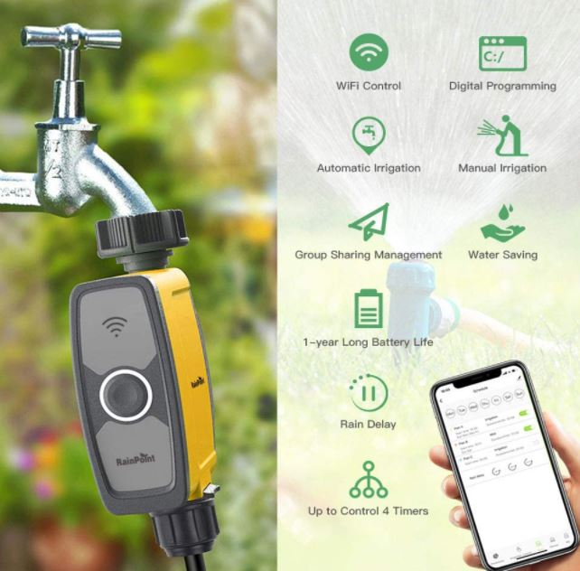 Rainpoint Smart Watering Timer