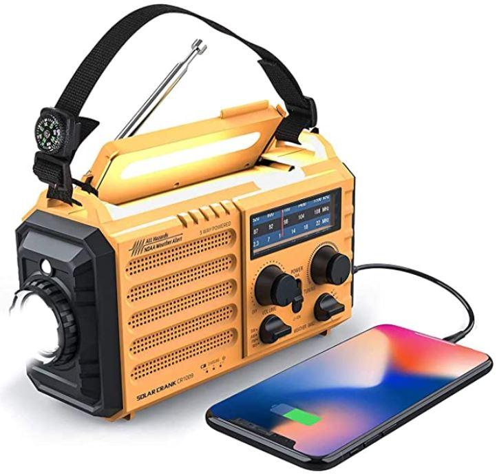 Raynic Emergency Radio