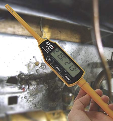 UEi Test Instruments DTH35 Digital Psychrometer