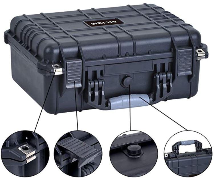 MEIJIA Portable Waterproof Case