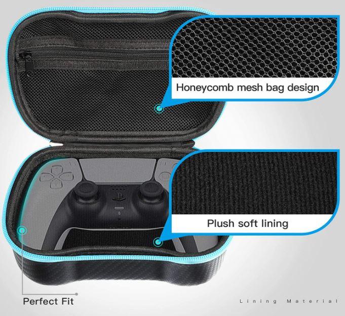 ZtotopCase for PS5 DualSense Controller