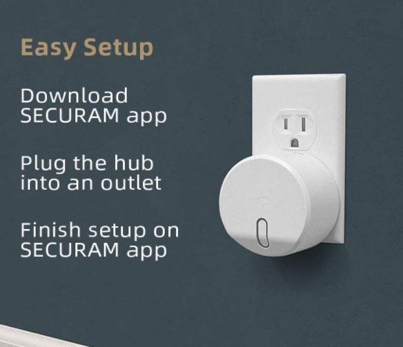 securam-touch-smart-hub
