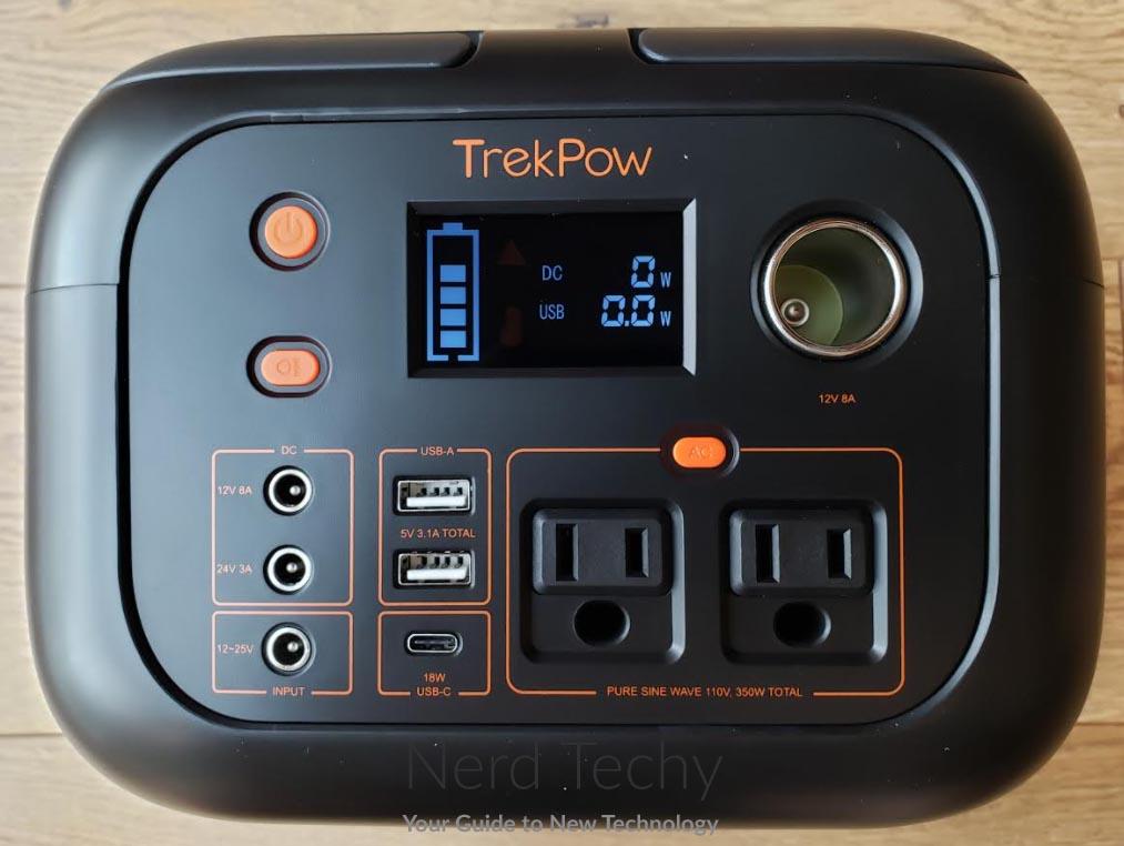 TrekPow G300