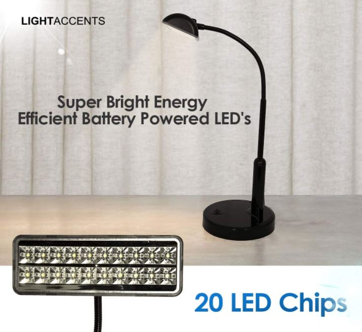 Lightaccents Cordless Lamp