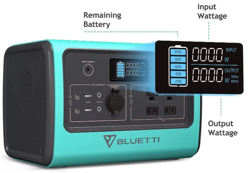 Bluetti EB70