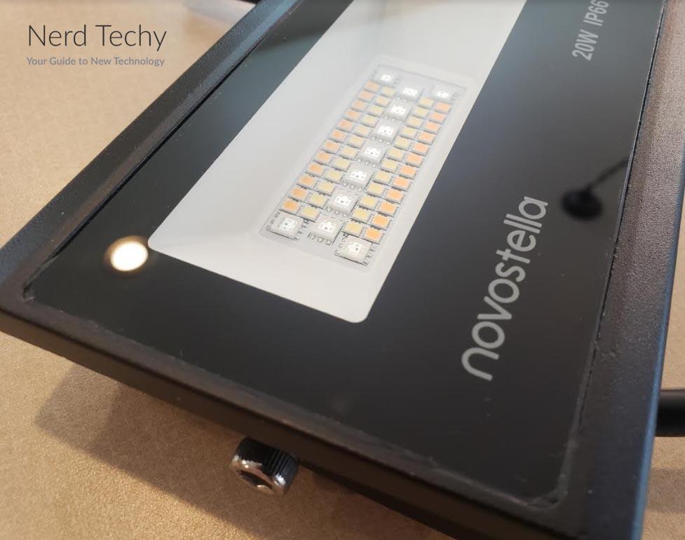 Novostella 20W Smart LED Flood Lights