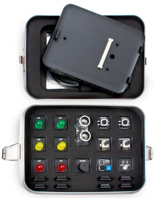 pi top 4 Sensor-Foundation-Kit