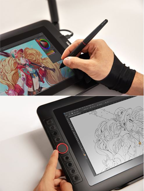 XP-PEN-Artist-13.3-Pro