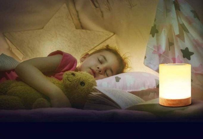 cordless night light