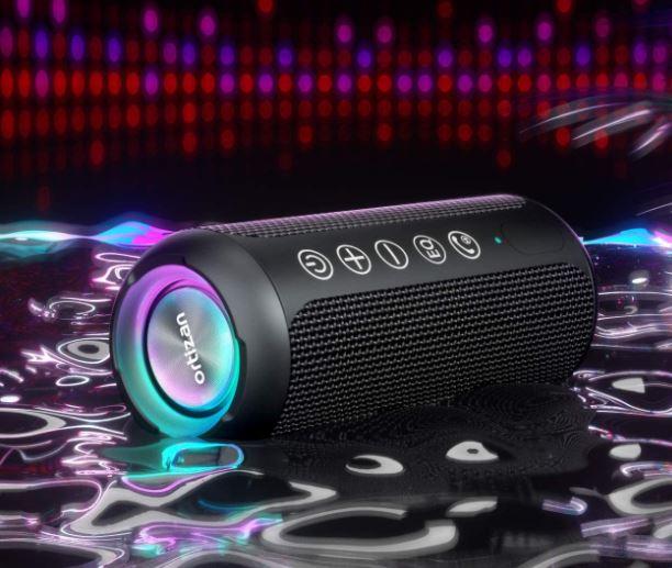 Ortizan Portable Bluetooth Speaker