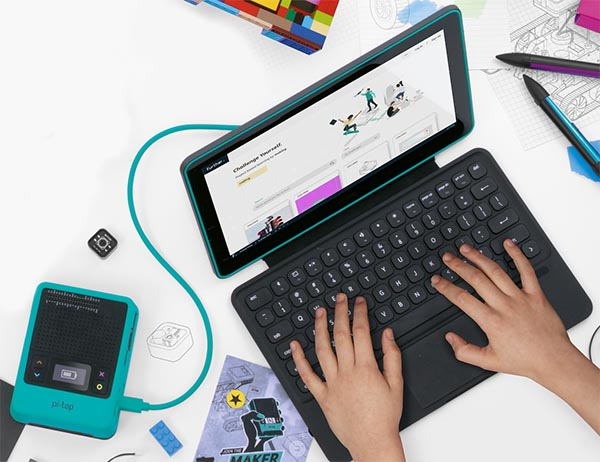 pi-top-4-FHD-Touch-Display-Bluetooth-Keyboard