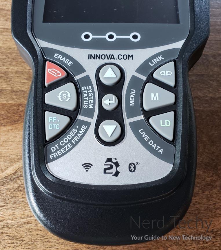 INNOVA CarScan Advisor 5210
