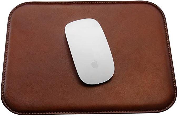 Maruse Italian Leather Mouse Pad