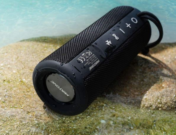 Miatone Portable Bluetooth Speaker