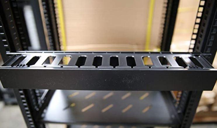 Raising Electronics Horizontal Cable Management Unit