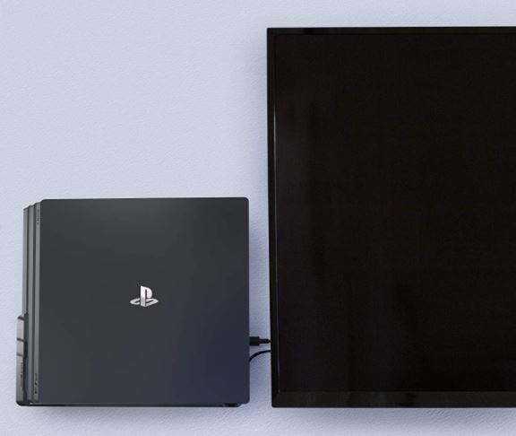 TotalMount PS4 Wall Mount