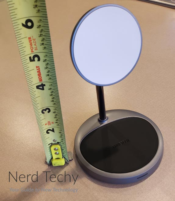 CHOETECH 2-in-1 MagSafe Wireless Charger