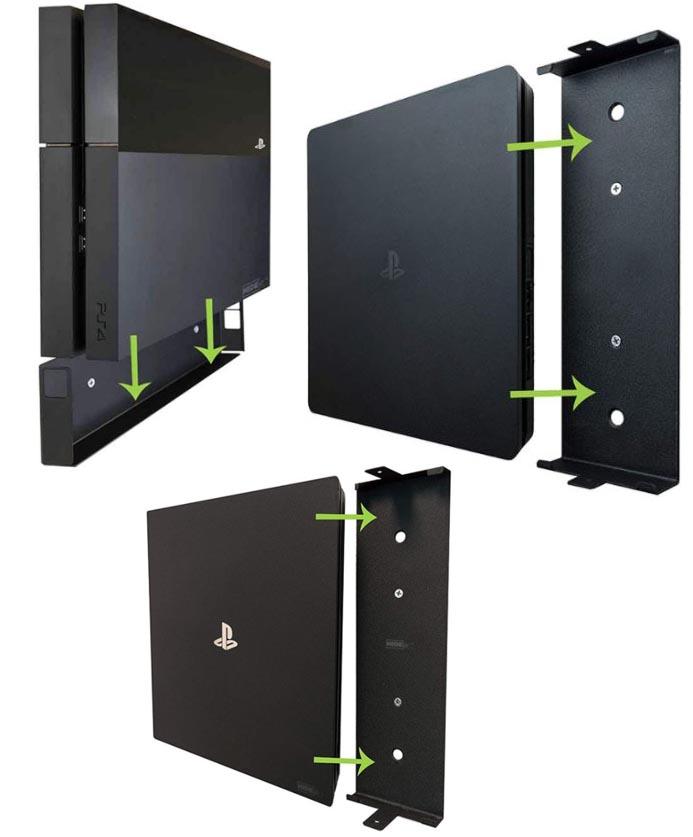 HIDEit PS4 Wall Mount