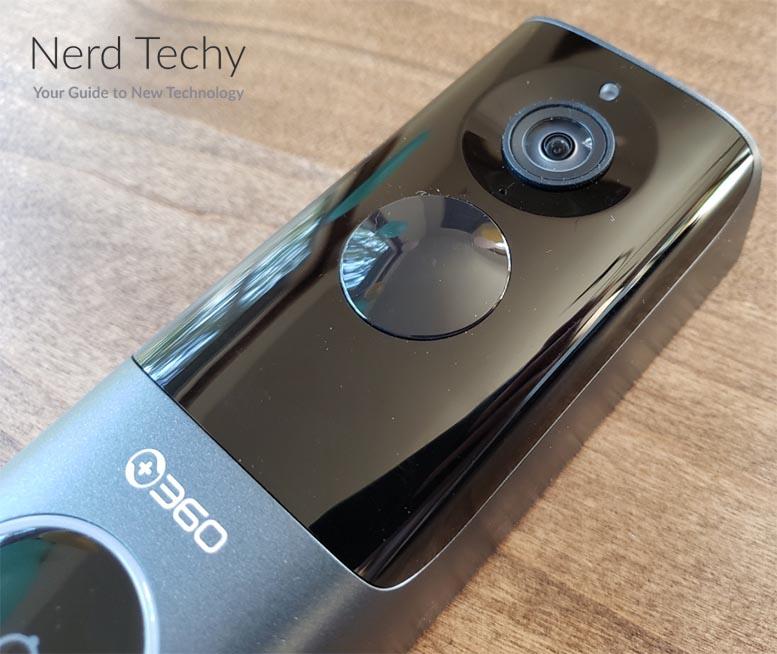 360 Video Doorbell X3