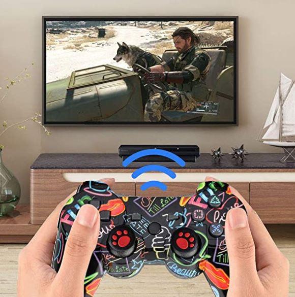 CForward Wireless PS3 Controller