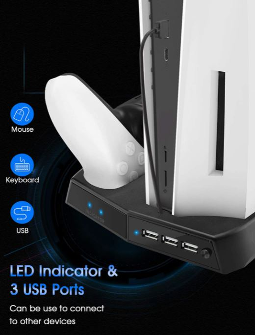 Kootek PS5 Vertical Stand