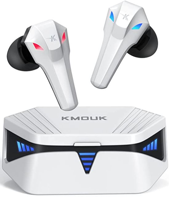 KMOUK Wireless Gaming Earbuds