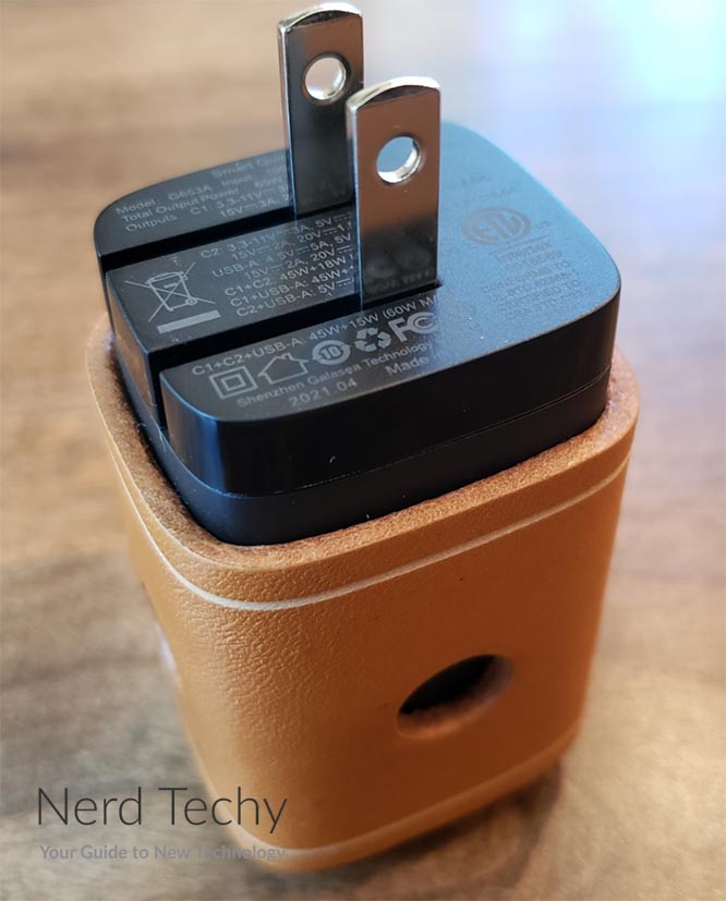 VogDuo Fast Charger