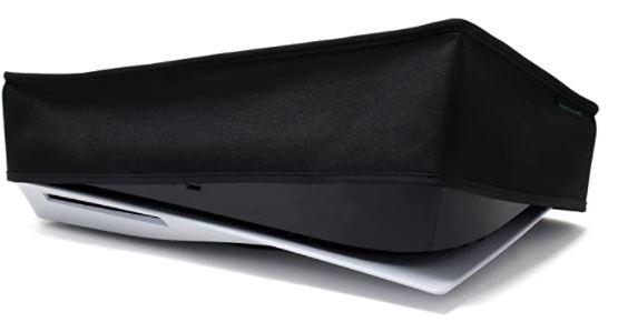 Foamy Lizard PS5 Dust Cover