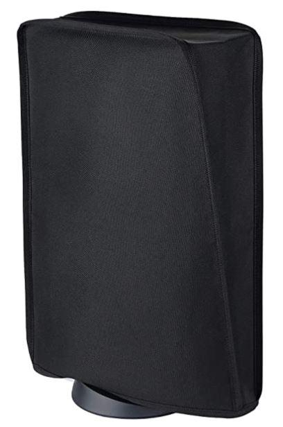 PlayVital Black Nylon Dust Cover