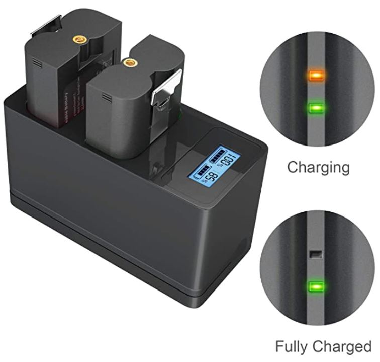 Feirsh Gray Charging Station