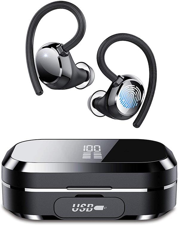TikSounds Q25 Wireless Earbuds