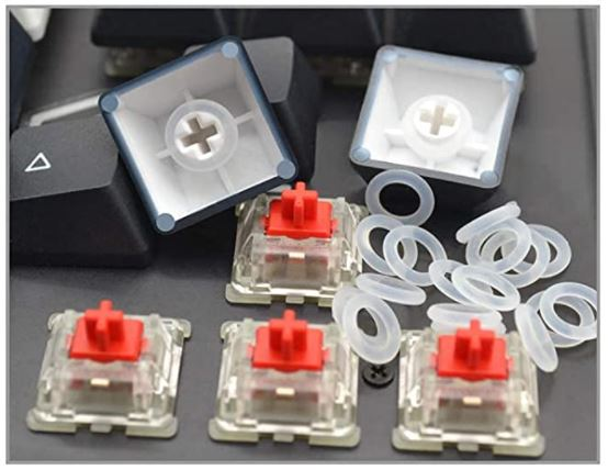 lubricating keyboard switches