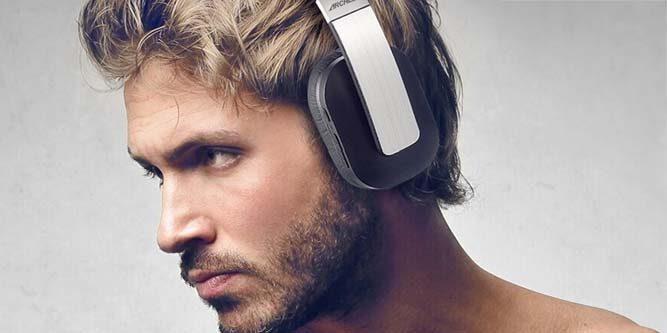 67186f30e7e Archeer AH07 Bluetooth Wireless Headphones Review - Nerd Techy