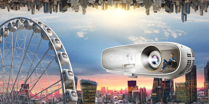 BenQ HT2550 4K UHD HDR Home Theater Projector Review - Nerd