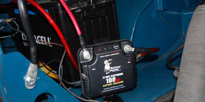 Ultimate Guide to the Best 12V DC Dual Battery Isolator in 2019 on