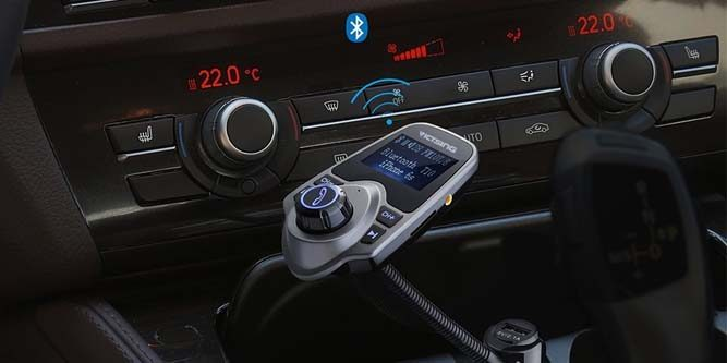 Reviews of the Best Bluetooth FM Transmitter Car Kits 2018-2019