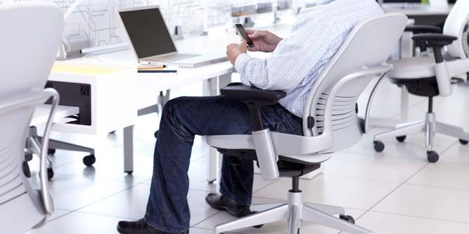 Delightful Best Ergonomic Office Chairs For Long Hours Of Sitting