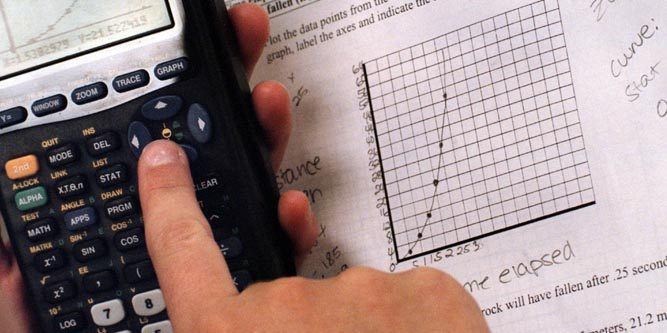 Reviews of the 3 Best Graphing (Scientific) Calculators 2018-2019