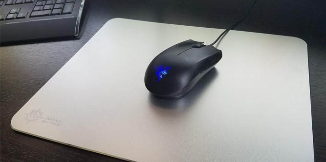 best hard gaming mouse pad