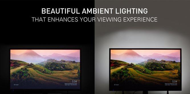Best LED Bias Lighting Backlight Kit & Best LED Bias Lighting Backlight Kit 2017-2018 - Nerd Techy azcodes.com